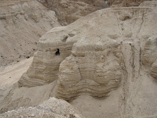 Cave 4 at Qumran