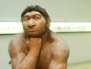 prehistoriv human