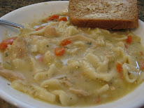 Homeade Chicken Noodle Soup