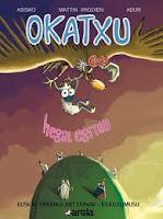 Okatxu hegal egiten
