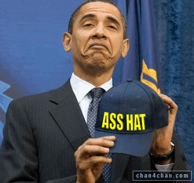 obama asshat