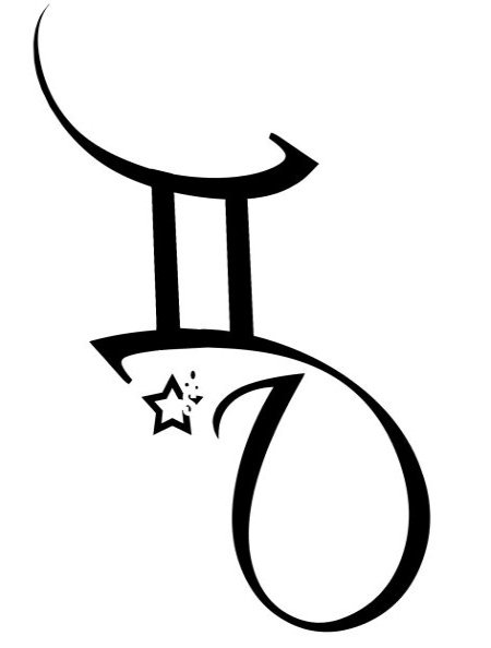 gemini-zodiac-tattoo-design. What about all the people with tattoos of their