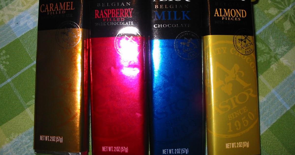 Astor Chocolate Calories