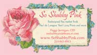Our So Shabby Pink Website