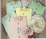 Rose Switch Plate Covers