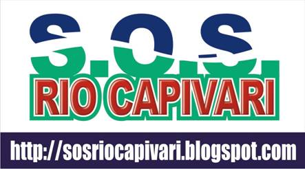 S.O.S. Rio CAPIVARI
