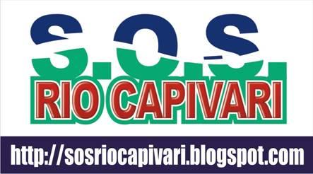 S.O.S. Rio CAPIVARI
