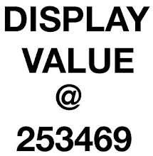 Display Value