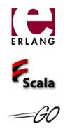 erlang-scala-go