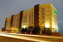 El Hotel Radisson también alojó al cast and crew