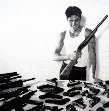 """Benicio del Toro como """"Dario"""" uno de los malos en """"Licence To Kill"""" de 1989..."""
