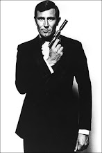 George Lazemby fue el segundo 007