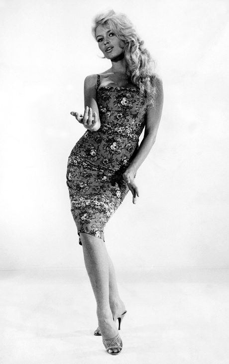 Brigitte Bardot Fashion Cinema Fabrications: H...