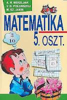Обложка венгерского (!) варианта учебника наших коллег для 5-х классов