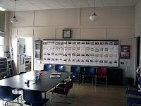 Типичный вид школьного музея