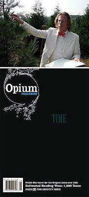 Автор и обложка журнала