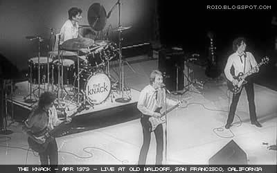 The Knack San Francisco CA 1979