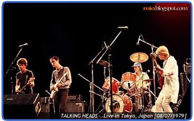 Talking Heads. Live in Tokyo, Japan, Nihon Seinenkan - 1979 - FM Flac / Mp3 320 Kbps