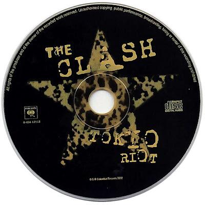 CLASH TOKYO RIOT CD