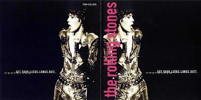 Rolling Stones Leeds 1971 Front