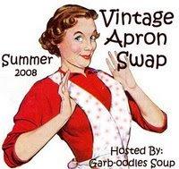 Garboodles Vintage Apron Swap