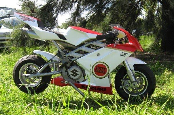 Equipo Suzuki Lucky