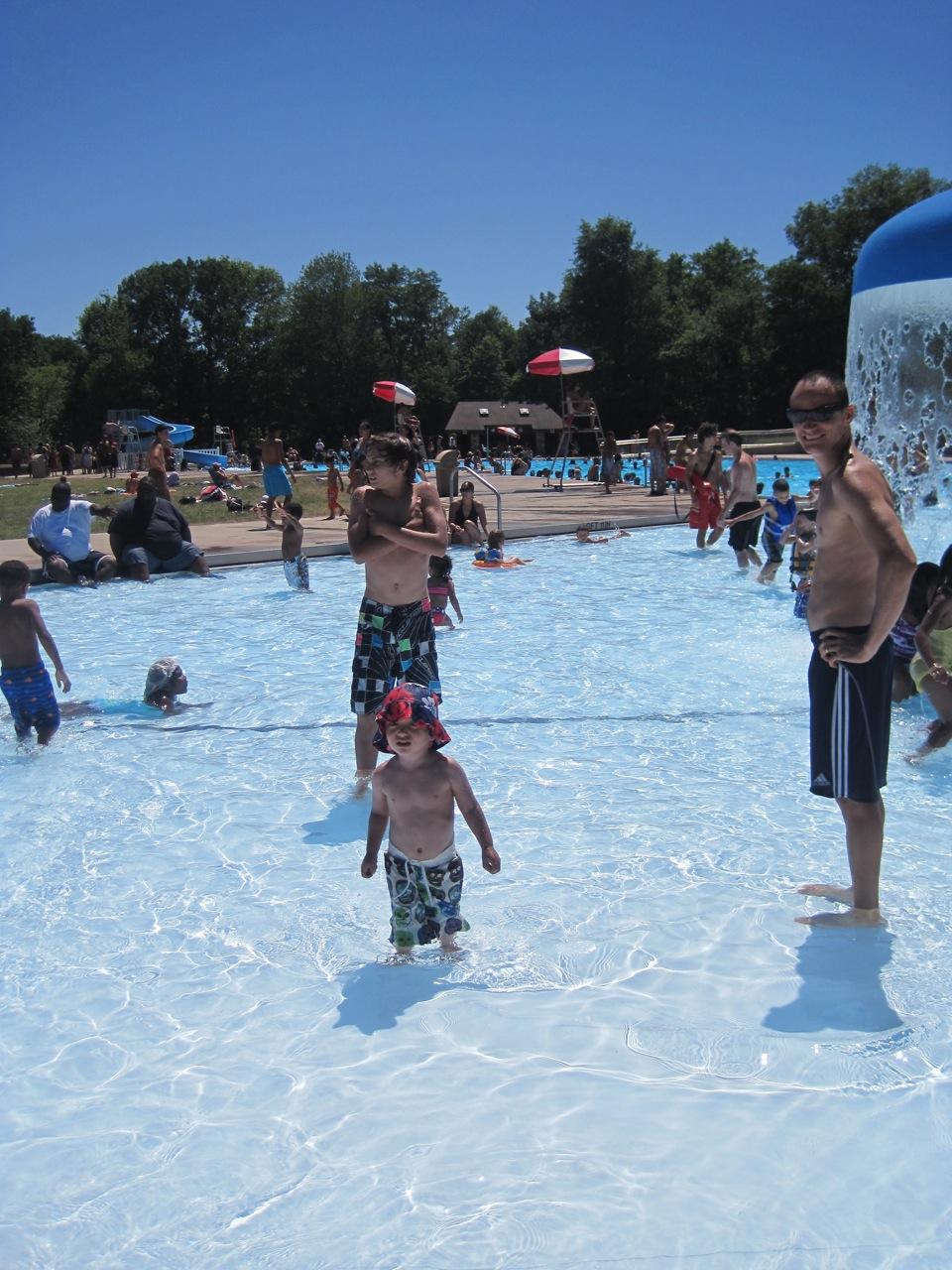 O O Lake Pool