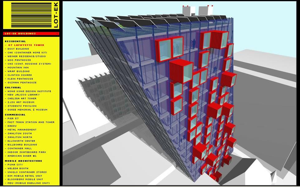 Pa 2 e por falar em container na habita o - Lot ek container home kit ...