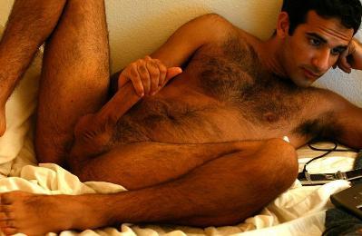 ... Hairy ...