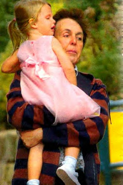 The Beatles Polska: Paul McCartney chce pełnej opieki nad córką
