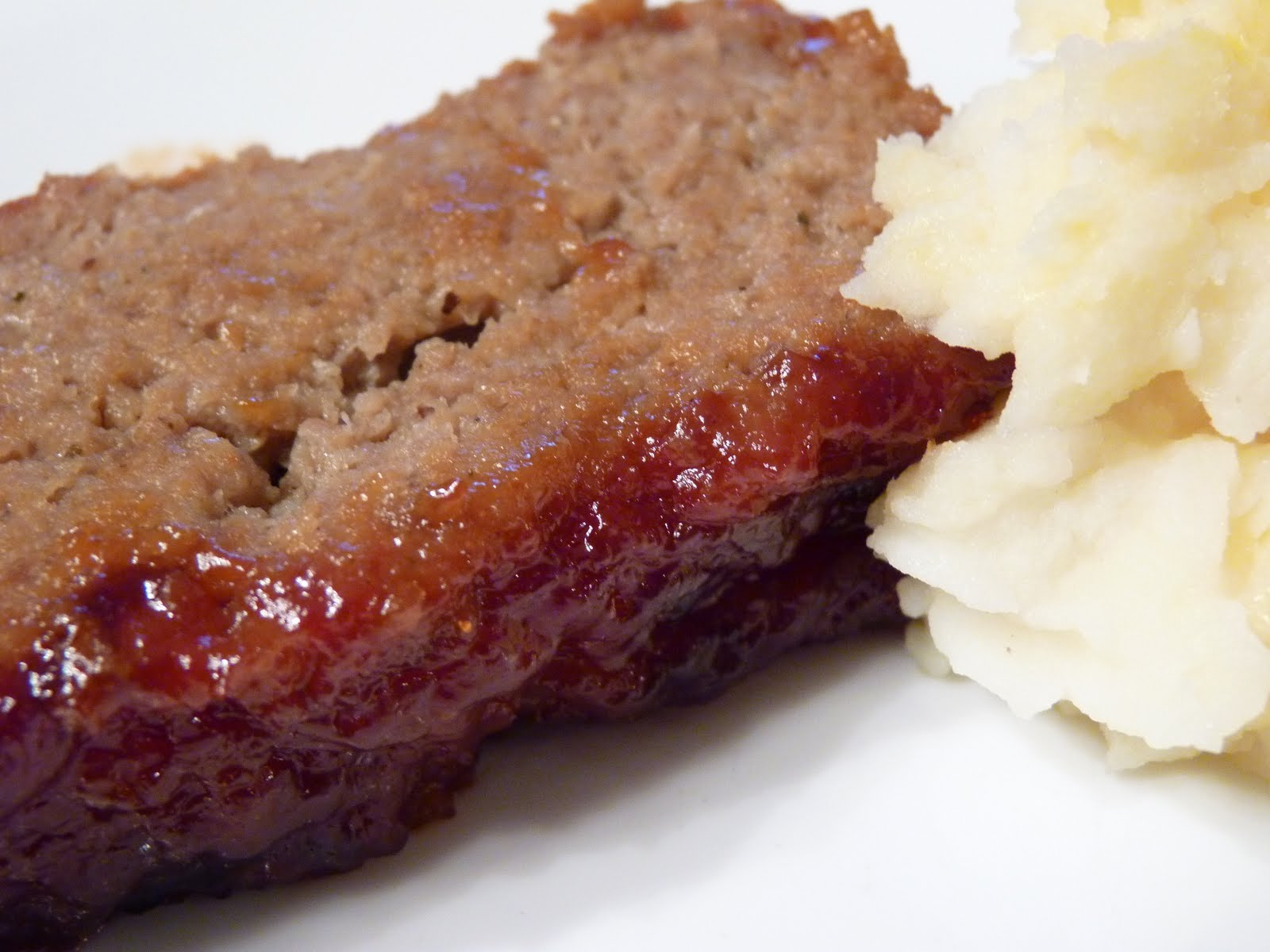 family meat loaf with brown sugar glaze meatloaf 1 1 2 lbs ground beef ...