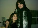 Eu e minha filha Lara