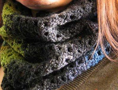 Où trouver un patron de liseuse au crochet ou au tricot