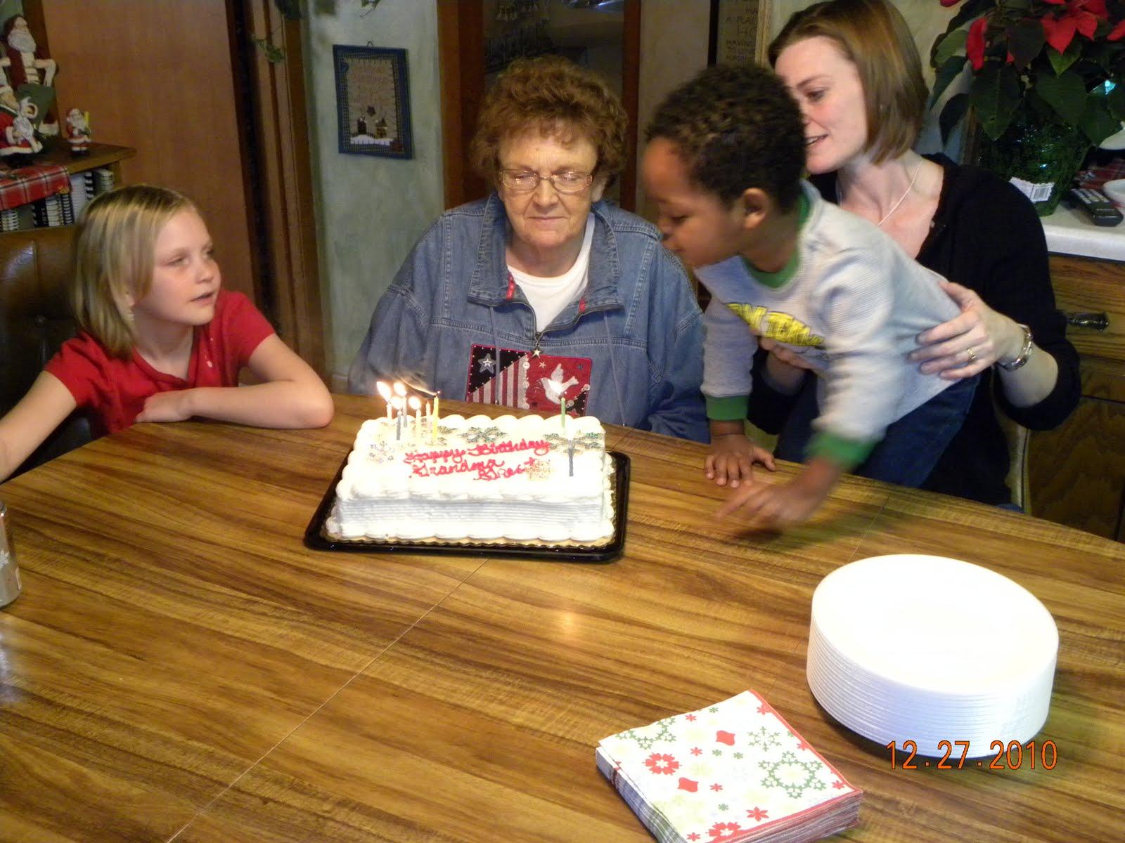 Hidden In My Heart Happy Birthday Grandma Great