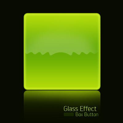 Glassy Button