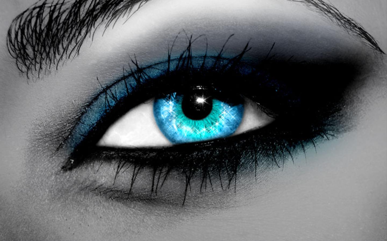 New art funny wallpapers jokes blue eyes photos hd 1440x900 desktop wallpapers - Eye drawing wallpaper ...
