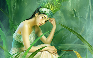 Gambar-Gambar Wanita Fantasi