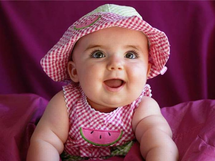 Free wallpapers baby photos wallpapers baby cute smile voltagebd Images