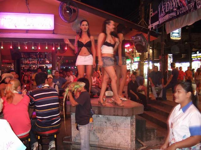 Клуб ночных развлечений в Паттайе. Фотоальбомы Альбом на Pattaya24.ru.