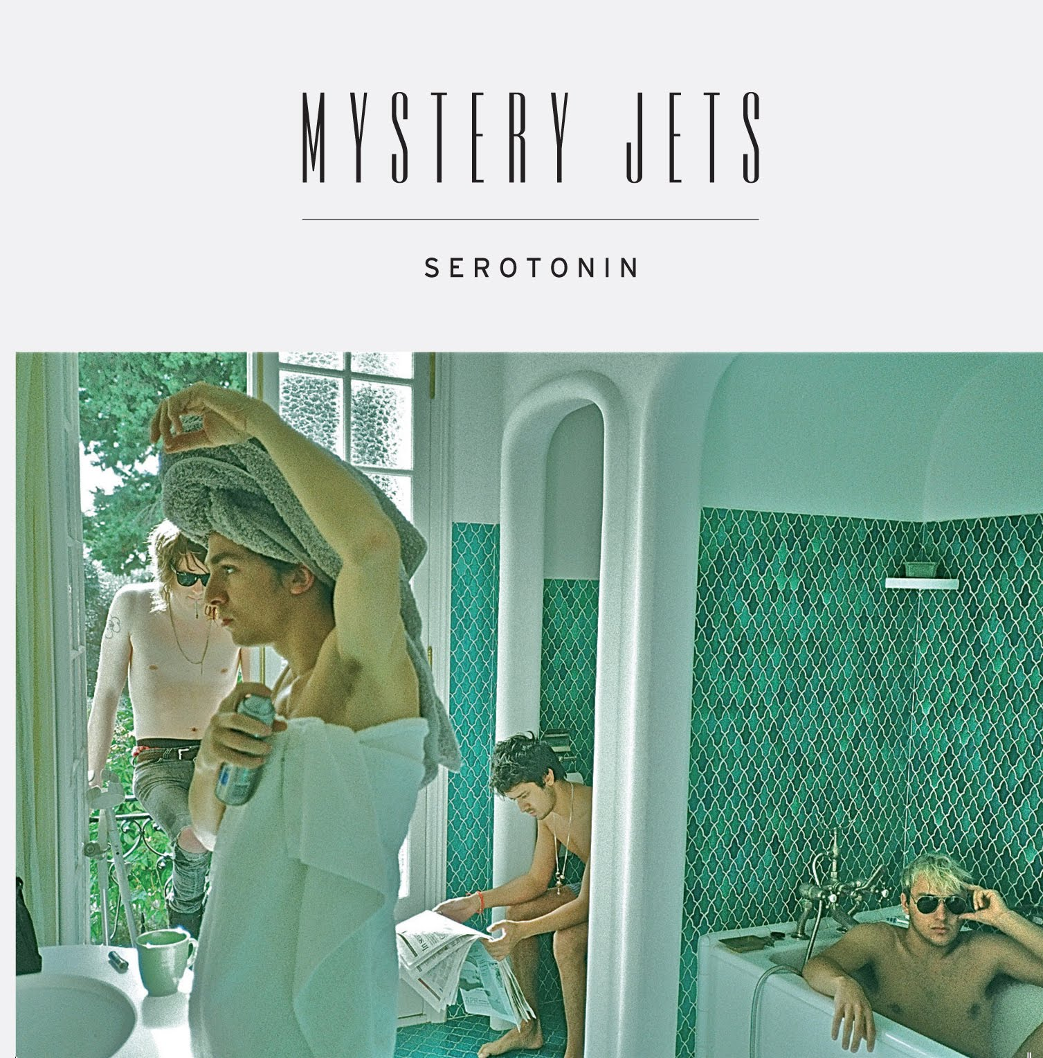 Mystery Jets are a band that