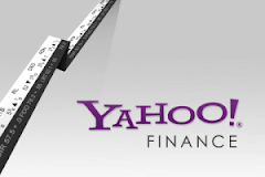 Yahoo!  Finance Page