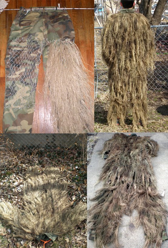 Ghillie Suit by Brigham