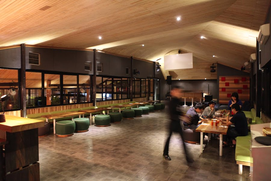 Maja House Bandung Jakarta100bars Nightlife Reviews