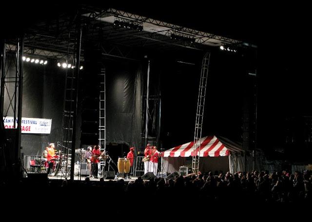 the american folk festival