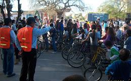 Campaña por el Dia de la Seguridad Vial