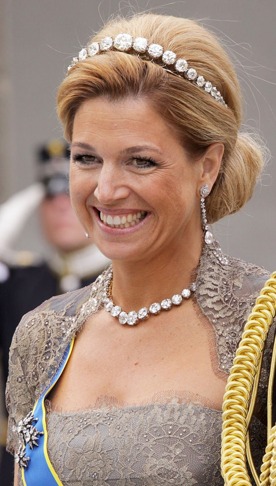 Tiaras of Queen Maxima Netherlands