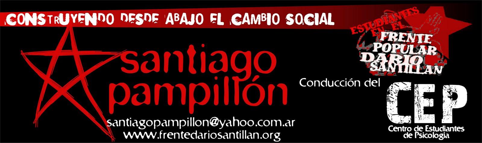 Santiago Pampillon Psicologia