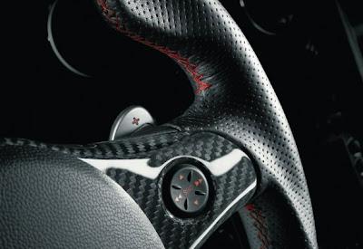 Alfa Brera Steering wheel gearbox swhich