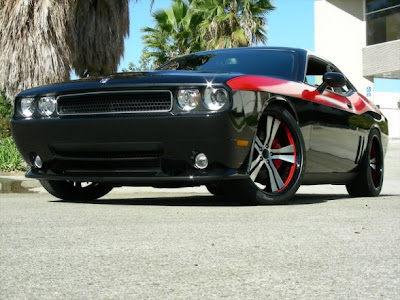 Mr. Norm&#39-s Dodge Challenger