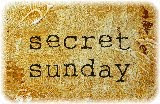 Seth Apter's Secret Sunday Member